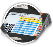 all in one pos touch screen